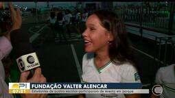 Fundação Valter Alencar leva estudantes de escolas para dia de lazer em parque