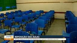Ministério Público realiza inspeção em escolas estaduais do Amazonas