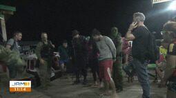 Em Caapiranga, no AM, fugitivos de delegacia são recapturados