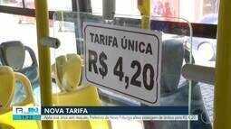 Prefeitura de Nova Friburgo eleva passagem de ônibus para R$ 4,20