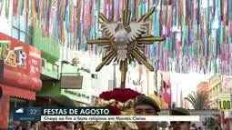 Festas de Agosto terminam em Montes Claros