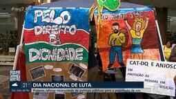 Dia Nacional de Luta da População em Situação de Rua é celebrado em Juiz de Fora