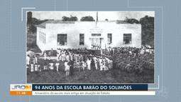 94 anos da Escola Barão do Solimões