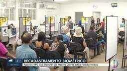 Recadastramento biométrico é obrigatório em Montes Claros