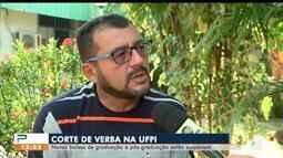 Novas bolsas de graduação e pós-graduação estão suspensas na UFPI