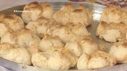 Parte 3: Aprenda a preparar o biscoito chamado pipoca