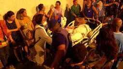 Incêndio em hospital no RJ: 79 sobreviventes de seguem internados