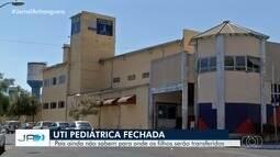 UTI Pediátrica da Santa Casa de Anápolis para de funcionar
