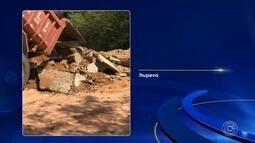 Duas pessoas são detidas após descartar lixo de forma irregular em Itupeva