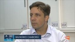 Giro: prefeito que vetou Parada LGBT em Balneário Camboriú vira réu por improbridade