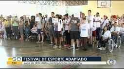 Crer promove Festival de Esporte Adaptado, em Goiânia