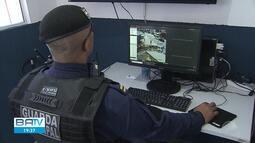 Base da Guarda Civil Municipal é inaugurada no bairro da Barra