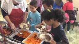 Escolas incentivam agricultura familiar e aumentam renda dos produtores em Rio Grande