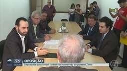 Deputados questionam contratos e nomeação do Governo Romeu Zema