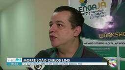Morre João Carlos Lins, publicitário e produtor cultural em Caruaru