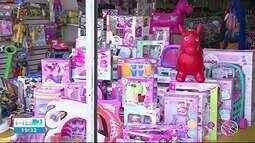 Dia das Crianças deve aumentar vendas em Serra Talhada
