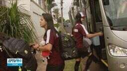 Ferroviária viaja para o Equador para disputar a Libertadores Feminina