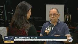 Conservatório de Música de Pouso Alegre tem inscrições abertas