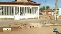 Iniciada obras de drenagem em Balsas