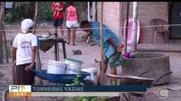 Moradores da Zona Rural de União estão sem água há meses