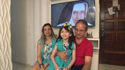 Conheça uma família que tem devoção por Irmã Dulce