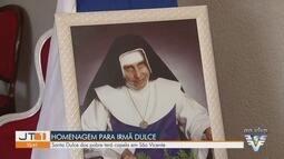 Irmã Dulce terá capela em sua homenagem em São Vicente