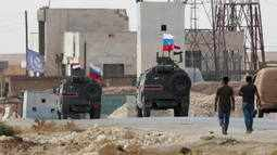 Rússia avança sobre território sírio abandonado pelos Estados Unidos