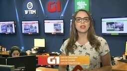 Carol Andrade traz os destaques do G1 Jundiaí nesta quarta-feira