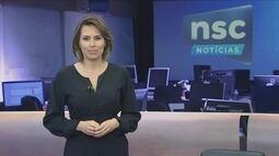 Confira os destaques do NSC Notícias deste sábado (19)