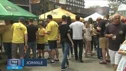 Giro: com gastronomia típica e música, Stammtisch agita Joinville neste fim de semana