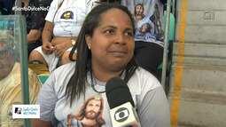 Católica do bairro de Dom Avelar fala sobre evento na Arena Fonte Nova