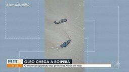 Manchas de óleo chegam à Boipeba e Morro de São Paulo e deixam moradores preocupados