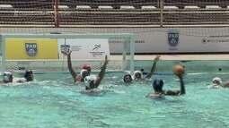 Internacional de Regatas conta com comissão técnica cubana no polo aquático