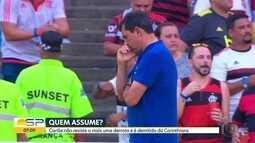 Fábio Carille não é mais técnico do Corinthians e outras notícias do esporte