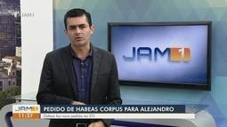 Defesa de Alejandro Valeiko faz novo pedido de habeas corpus