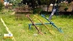 Situação de parque preocupa moradores do bairro São Judas