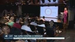 EPTV e secretarias de Educação lançam campanha de combate à dengue