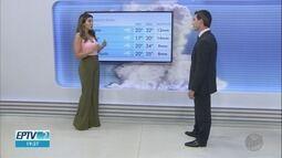Veja a previsão do tempo para este sábado (23) na região de Ribeirão Preto