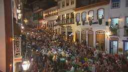 Cidade histórica de Diamantina, em Minas, é berço de tradições musicais