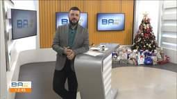 BMD - TV Sudoeste - 09/12/2019 - Bloco 1