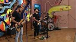Rock cristão: banda 4 seres no Meu MS