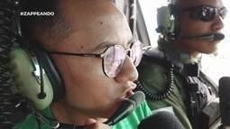 Parte 2: E tem aventura policial nos céus de Manaus