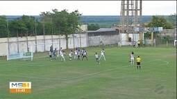 Corumbaense vence pela primeira vez no Estadual