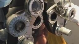 Urânia recebe mutirão da saúde para cuidar dos olhos