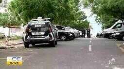 Mateus Ferreira traz informações sobre ataque unidade policial em Sobral