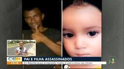 Pai e filha são assassinados em Beberibe