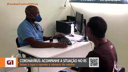 RS recebe 80 profissionais cubanos para atuar no programa Mais Médicos