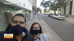 Sergipanos fora do Brasil relatam como enfrentam a Covid-19