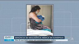 Após morte de recém nascido, família acusa hospital de negligência em Itabuna, sul da BA