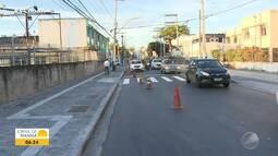Obras causam alterações no trânsito da região da Cidade Baixa; veja as mudanças